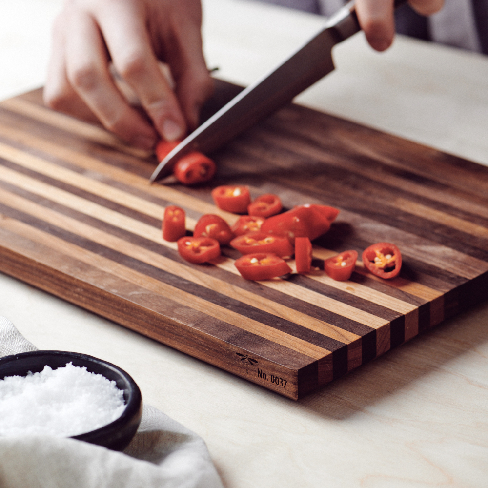 The Dragonfly Chopping Board