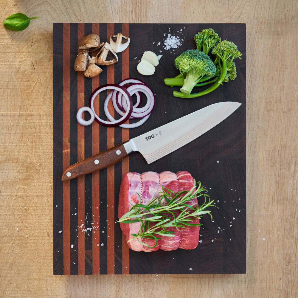 TOG Wooden Kitchen Chopping Board Food