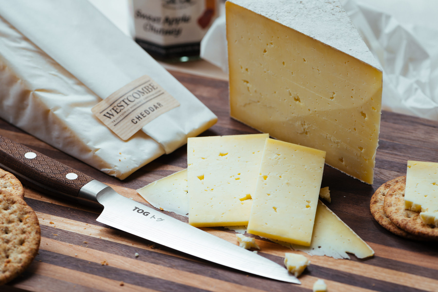 Westcombe Dairy Cheddar Cheese